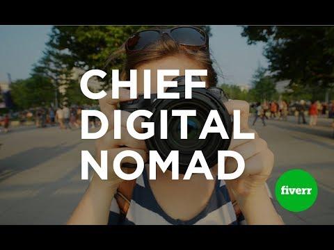 We're Hiring: Chief Digital Nomad | Fiverr