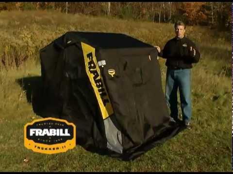Frabill Trekker Ice Shelter