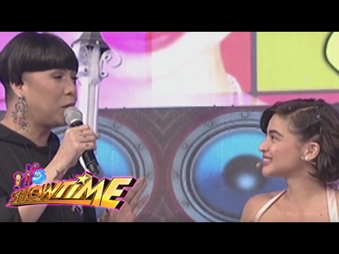 Its Showtime: Vice Ganda gives heartfelt message to Anne Curtis