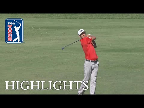 James Hahn extended highlights | Round 4 | Sony Open