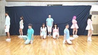 つばきファクトリー 純情cm 踊ってみた 山岸理子→がっちょ 小片リサ→あ...