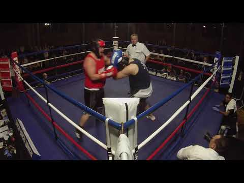 Ultra White Collar Boxing   Derby   Ben Gilmore VS Sam Edwards