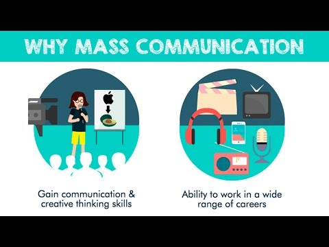 Why Mass Communication Is Not Just Another Profession