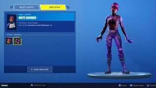 *NEW* DARK BOMBER SKIN LEAKED in Fortnite! - Fortnite Battle Royale Season 6 SKINS CONFIRMED!