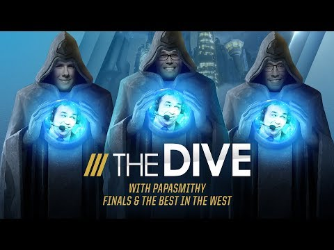 The Dive with Papasmithy: Finals & The Best in the West (Season 2, Episode 32)