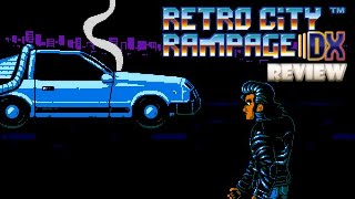 Retro City Rampage DX (Switch) Review (Video Game Video Review)