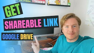 How To Get Shareable Link In Google Drive 2020