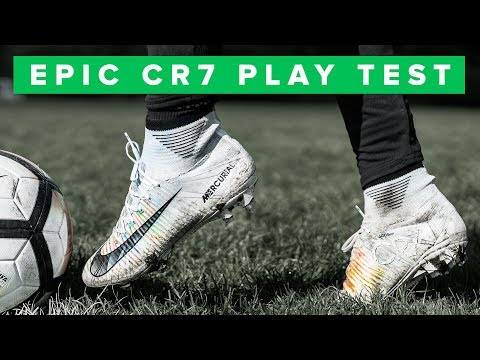 CR7 NIKE MERCURIAL SUPERFLY PLAY TEST | Chapter 5 Cut to Brilliance