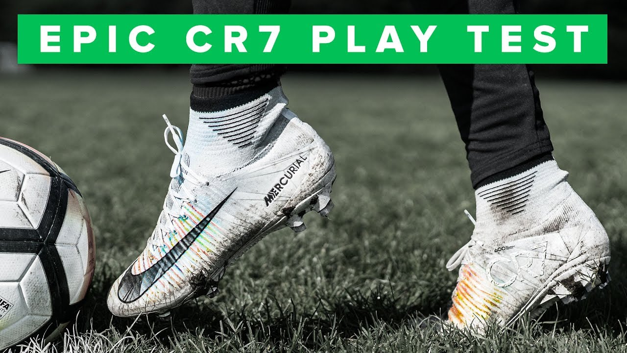 separation shoes 2c37b 4a99c CR7 NIKE MERCURIAL SUPERFLY PLAY TEST | Chapter 5 Cut to Brilliance