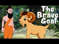 stories for kids the brave goat short stories with morals