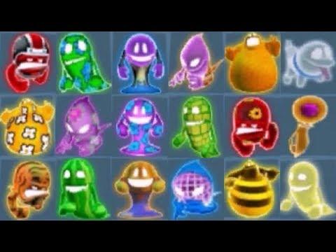 Luigi S Mansion Dark Moon All Scarescraper Ghosts Unlocked Vault Showcase