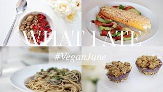 What I Ate #VeganJune 5 (Vegan/Plant-based) | JessBeautician