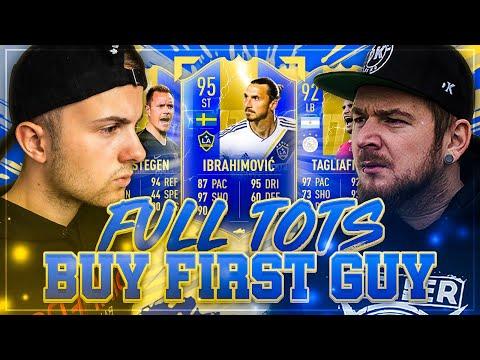 FIFA 19: FULL TOTS BUY FIRST GUY 🔥🔥 geht etwas in die Hose...