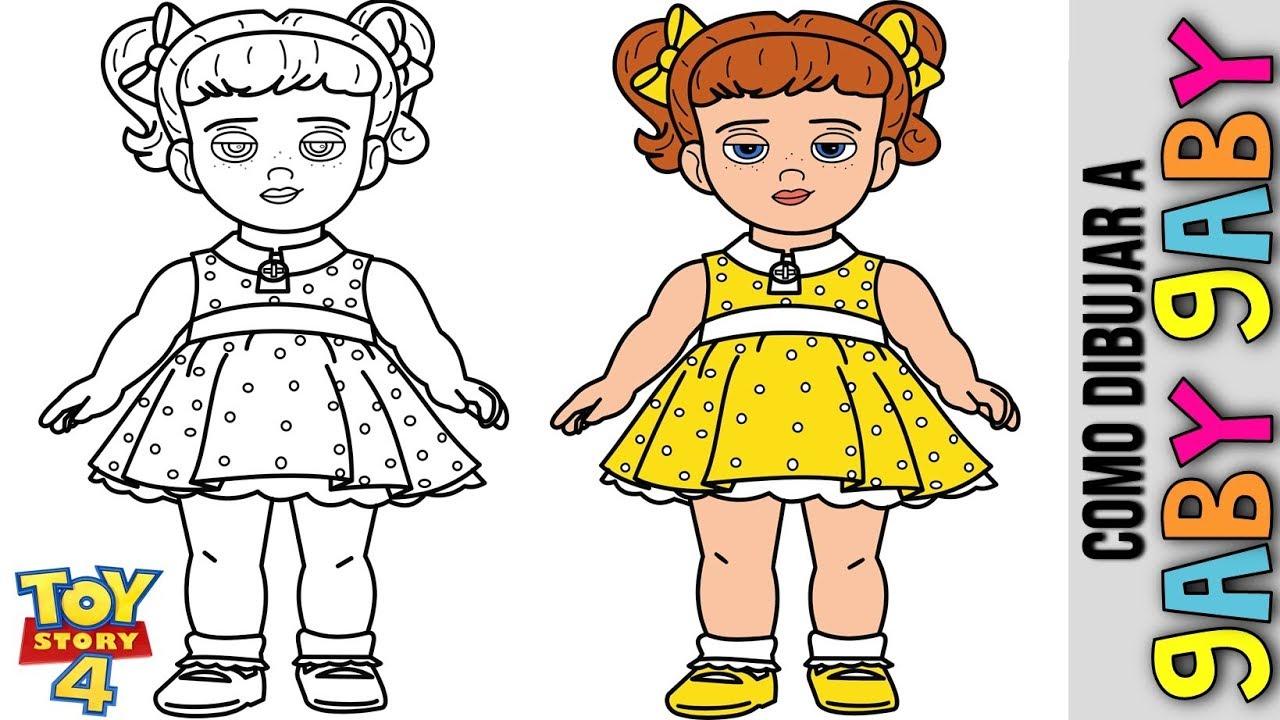 Gaby Gaby Toy Story 4 Como Dibujar A Gaby Gaby De Toy Story 4 Toy Story 4 Critica