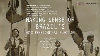 Baixar Making Sense of Brazil's 2018 Presidential Election