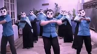 Senam Pinguin untuk PAUD dan TK