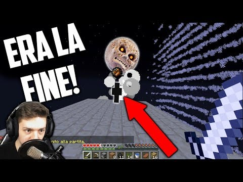 ERA LA FINE! (łûńæ SEED) - Minecraft ITA