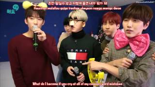 Sandeul, Baro, Gongchan - Only Learned Bad Things