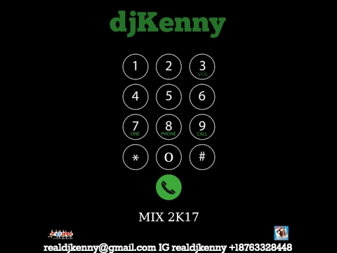 DJ KENNY ONE PHONE CALL VOL 3. MIX FEB 2K17