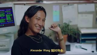 Alexander Wang Fall 2013 Model Confessional | Malgosia Bela
