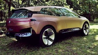 2021 BMW Vision iNEXT - interior Exterior and Drive