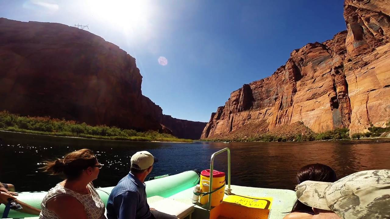 Colorado River Discovery >> Colorado River Discovery Raft Trip Gopro Hero 3 9 04 16