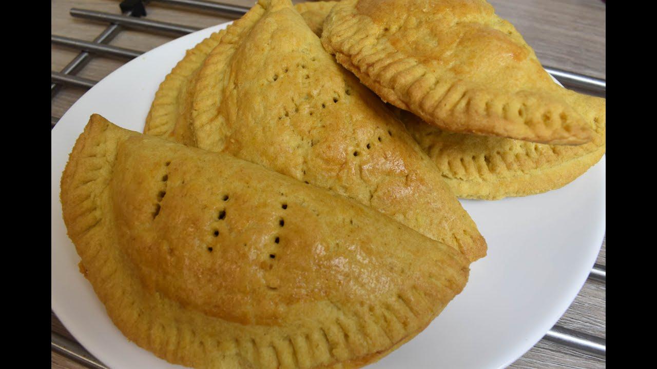 Ghanaian meat pie best recipe - YouTube