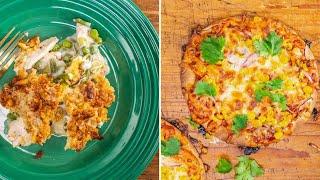 Chicken Pot Pie + BBQ Chicken Pizza By Grant Melton