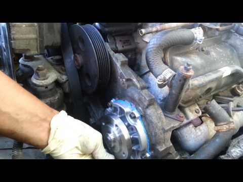 how to tell if water pump is bad