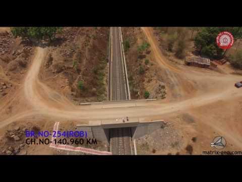 Construction of Barkakana Ranchi new line section 11 06 2017
