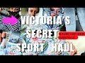 Victoria's secret haul,  knockout leggins, Sport bras haul