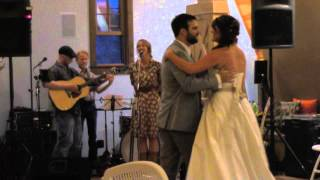 Shane And Saundra's Wedding Dance