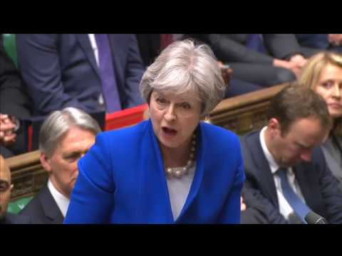 Prime Minister's Questions: 2 May 2018