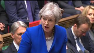 Prime Minister\'s Questions: 2 May 2018