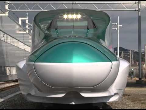 Sistema de trenes de alta velocidad de Japón