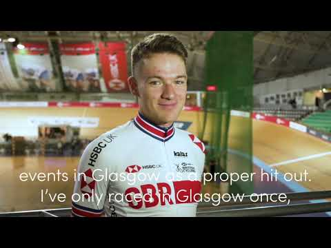 Ethan Hayter | Track World Cup Glasgow 2019