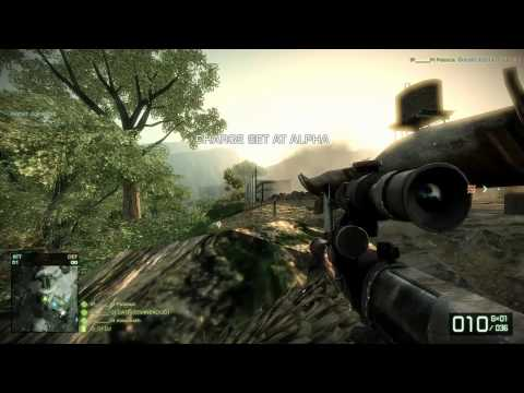 BFBC2 - Doing the Lurk with TheRussianBadger and Patwwa