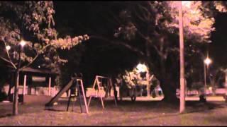 fantasmas en el parque