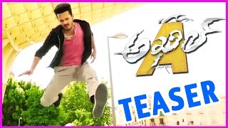 Akhil Movie Teaser / Trailer - Latest Telugu Movie 2015 - Nagarjuna Birthday Special