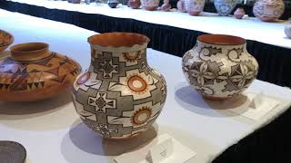 Best Of Show - Pottery - Santa Fe Indian Market 2019