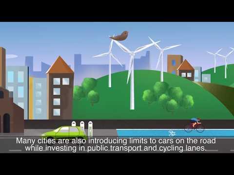 EEA Air Quality animation