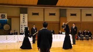第九回 神奈川剣道祭 2011.3.6 > 若くして全日本剣道選手権を制覇して...