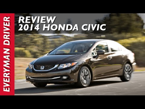 Hereu0027s The 2014 Honda Civic Sedan Review On Everyman Driver