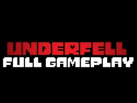 Underfell (Pre Demo) - Full Gameplay - No Commentary