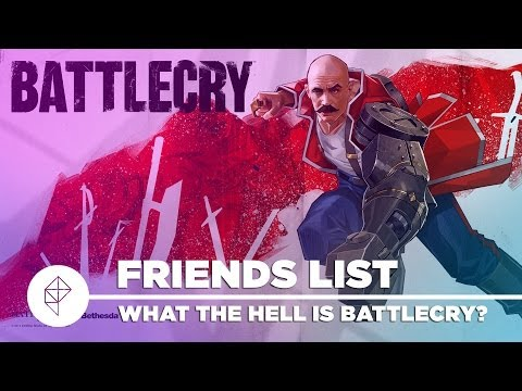 What the hell is BattleCry? - Polygon Friends List
