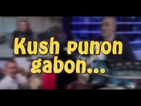 """""""KUSH PUNON, GABON"""" - GAFAT E TV21"""