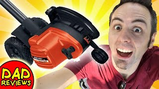 BLACK AND DECKER EDGE HOG | Black+Decker Edger Trencher Review | Black & Decker Lawn Equipment