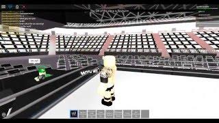 Roblox: Le Rocher - John Cena vs orton randy