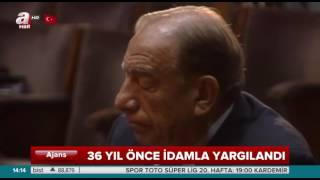 Alparslan Türkeş 'başkanlık' istedi idamla yargılandı   Güncel Günlük Haberler
