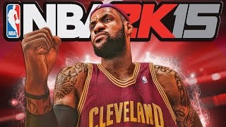 NBA 2K15 - PC Gameplay - Cavaliers vs Rockets 1440p